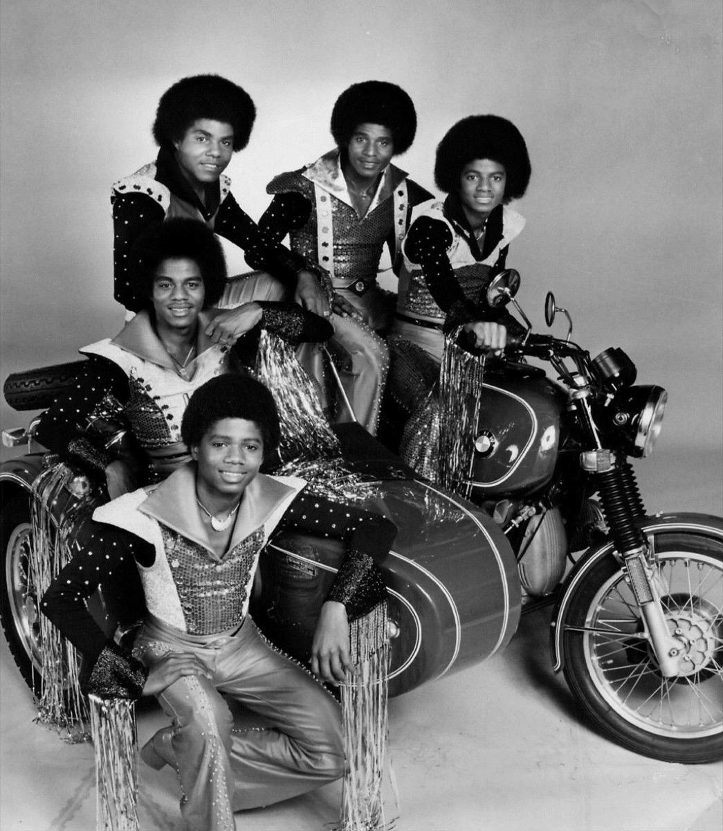 jackson five siblings that teamed up