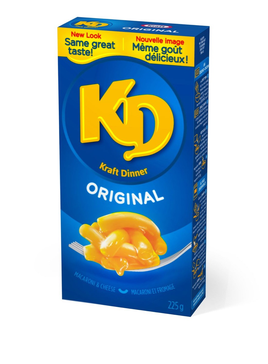 Kraft Dinner {Brands with Different Names Abroad}