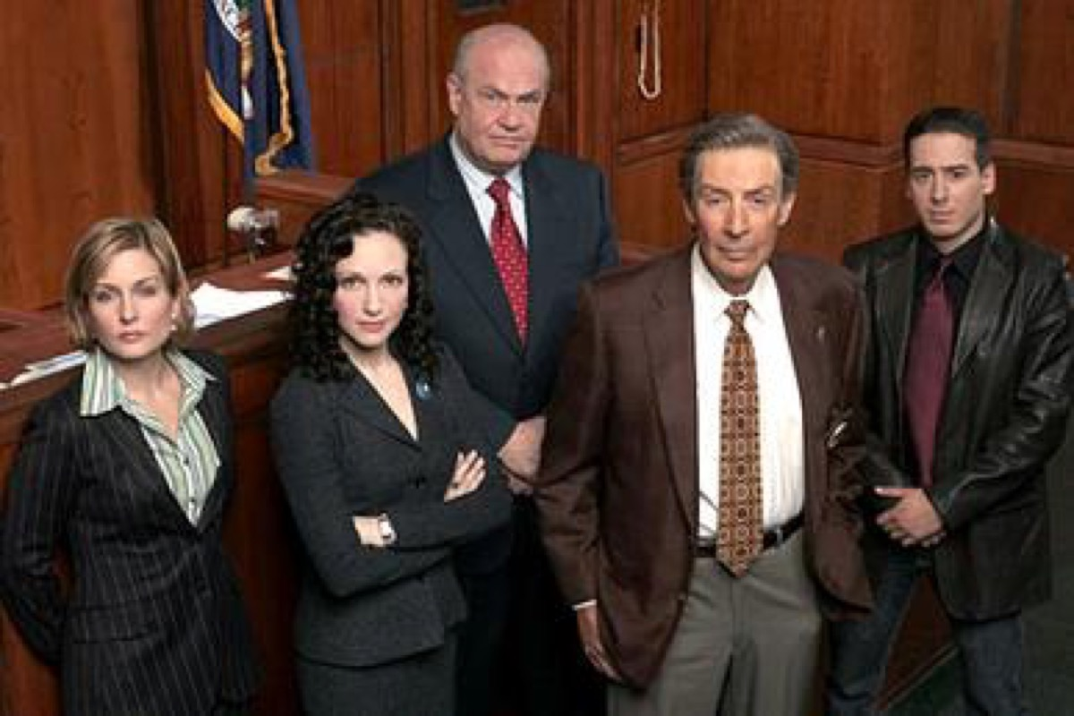 Law and Order: Trial by Jury tv spinoffs