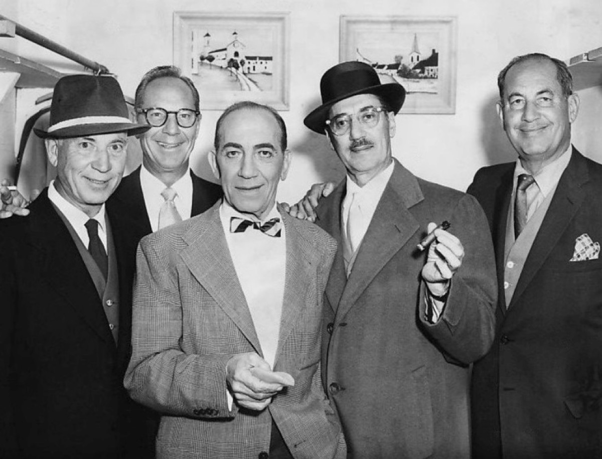 marx brothers siblings that teamed up