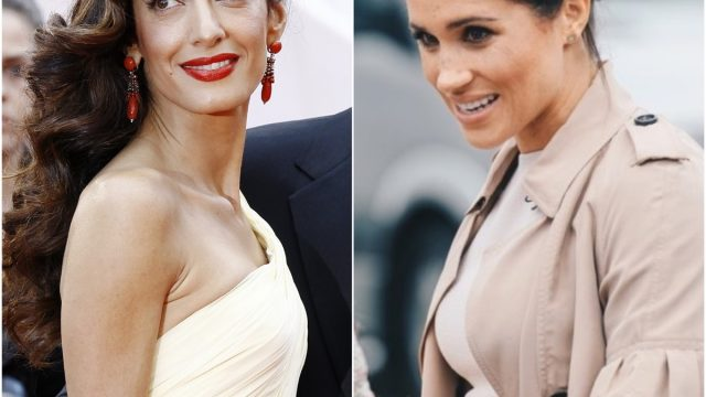 meghan markle and amal clooney friends