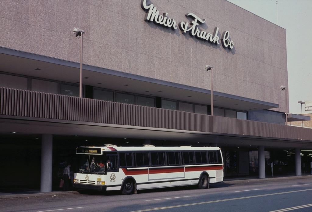 Meier & Frank Department Stores