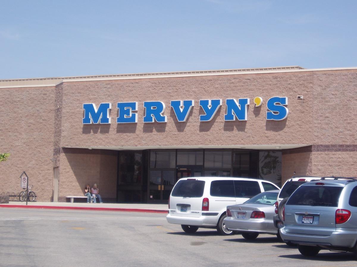 Mervyn's Department Stores