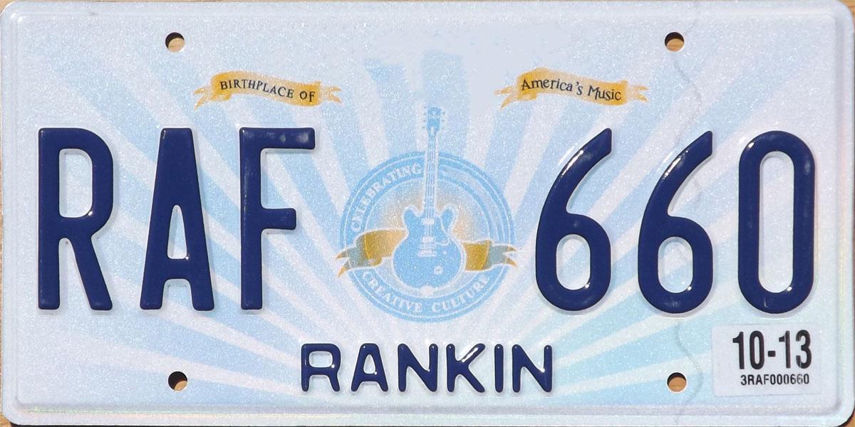 mississippi license plate photoshopped