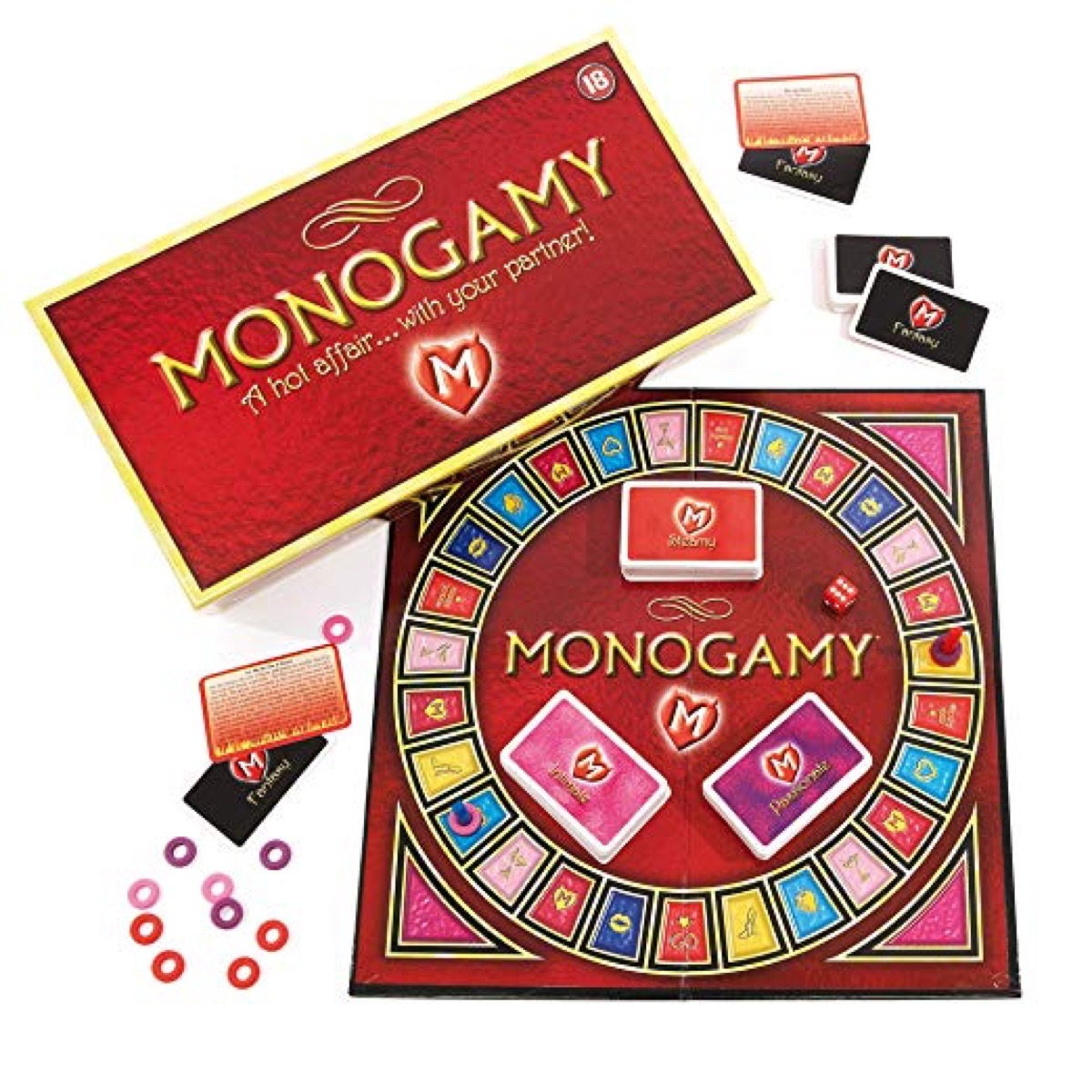 Monogamy board games for couples