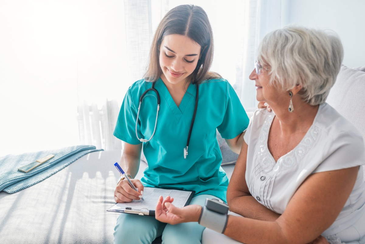nurse with patient jobs with high divorce rates