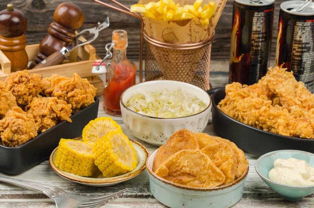 Oklahoma meal