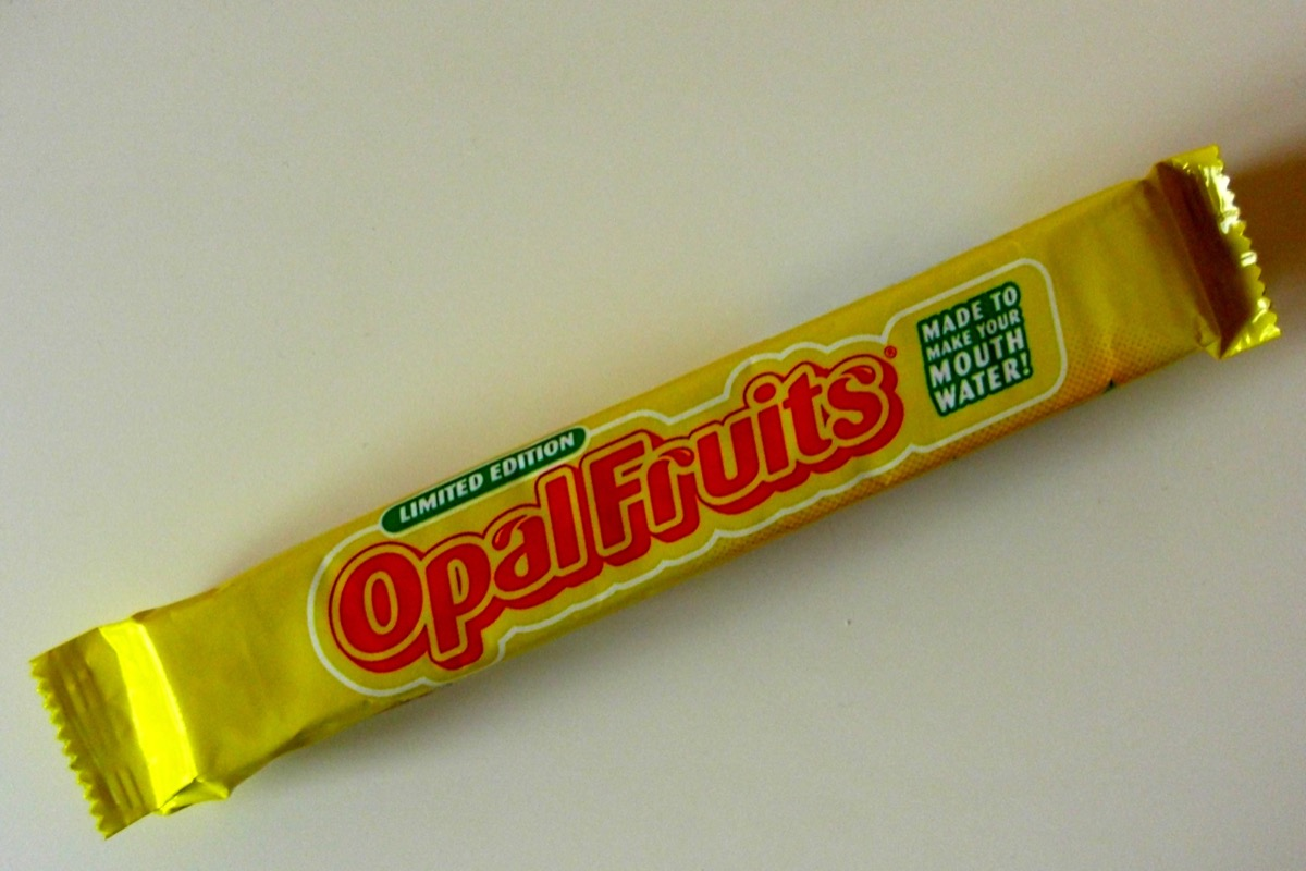 Starburst/Opal Fruits {Brands with Different Names Abroad}