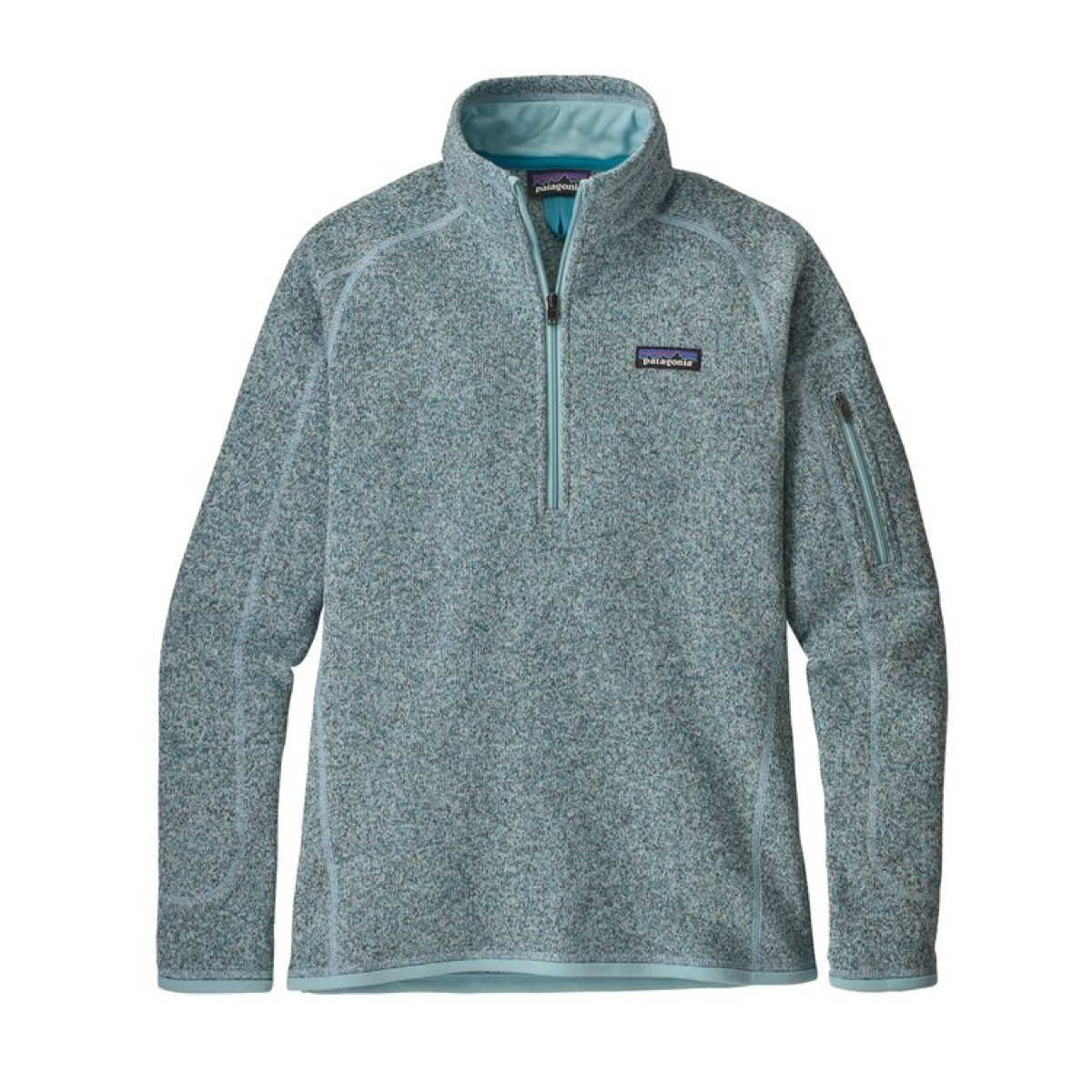 womens better sweater 1/4 zip fleece from patagonia, gifts for girlfriend