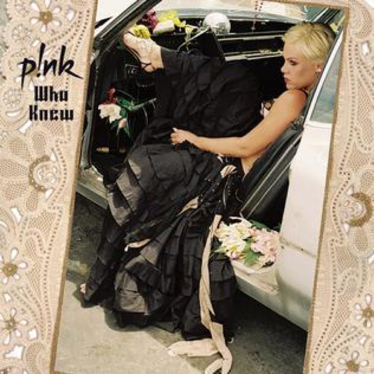 who knew cover art pink, best breakup songs