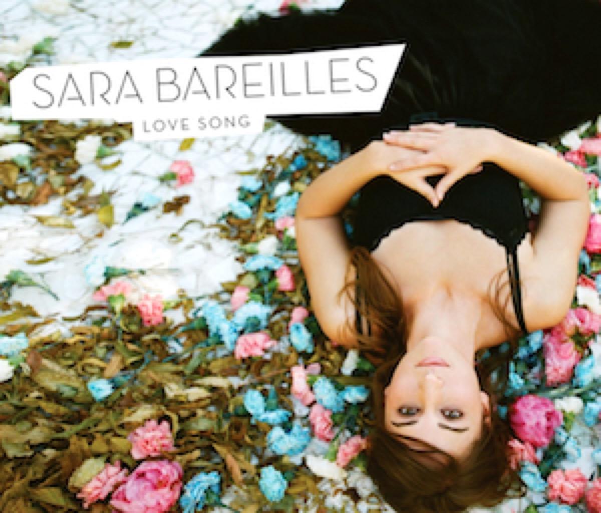 sara bareilles love song cover art