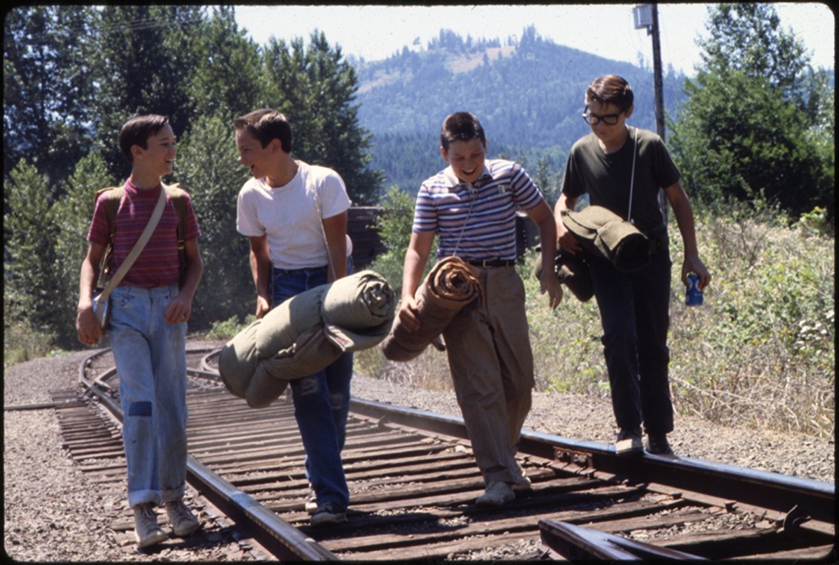 stand by me - best summer movies