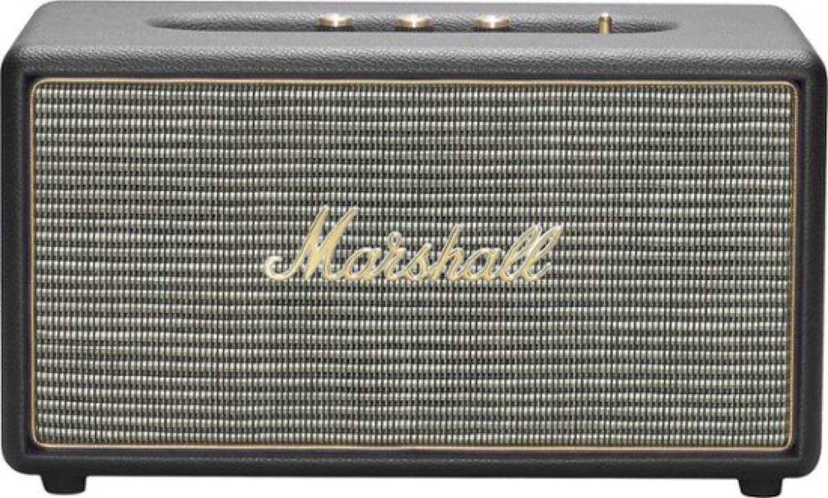 stanmore bluetooth speaker, best boyfriend gifts