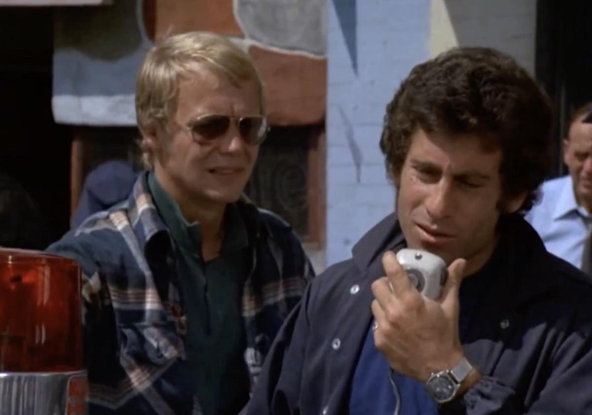 Starsky and Hutch 1970s TV show