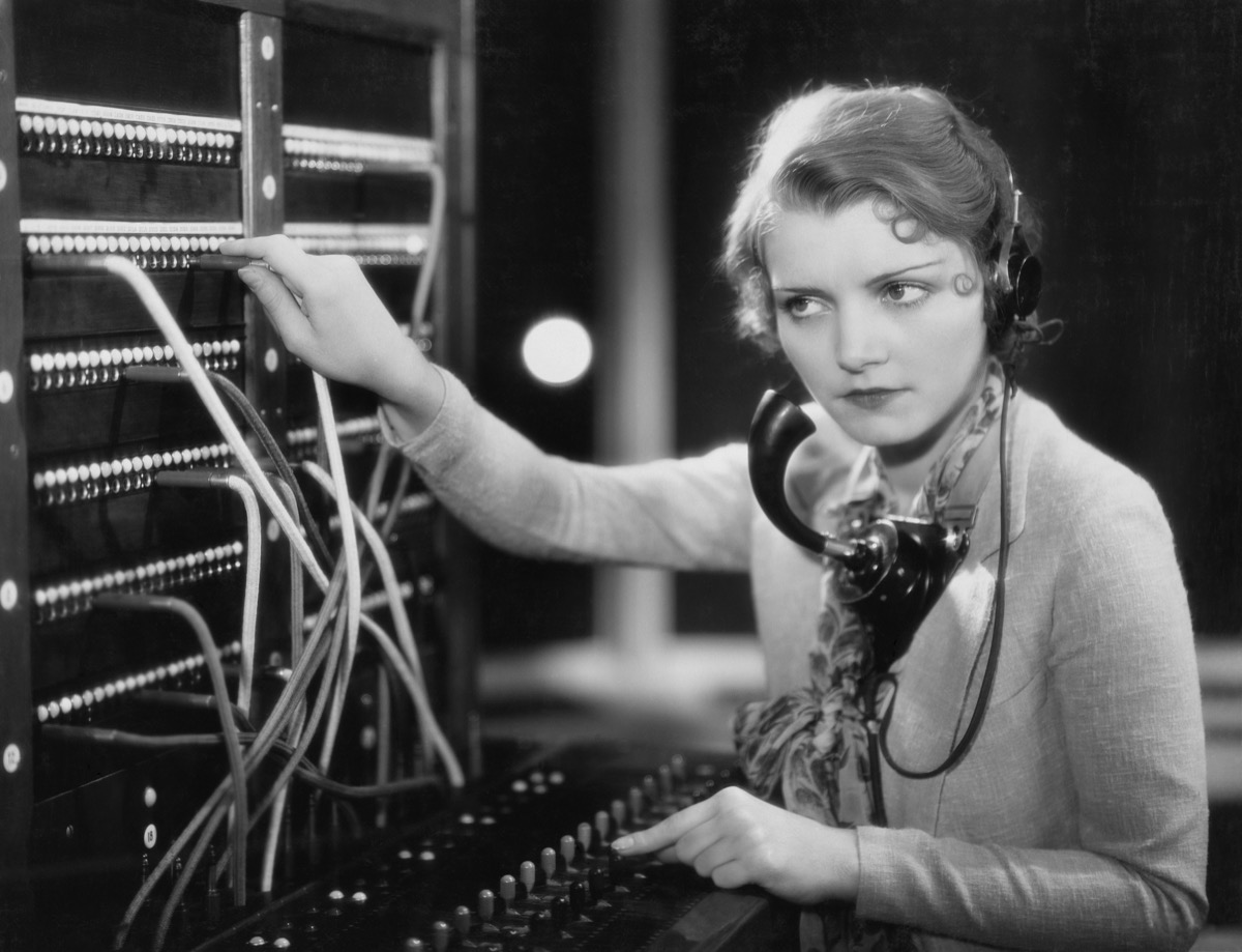 Switchboard operator jobs with high divorce rates