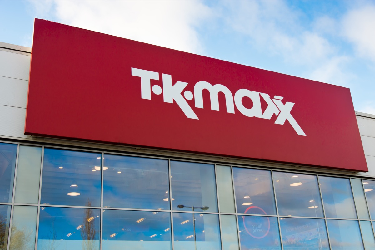 T.K. Maxx is T.J. Maxx in the U.K. {Brands with Different Names Abroad}