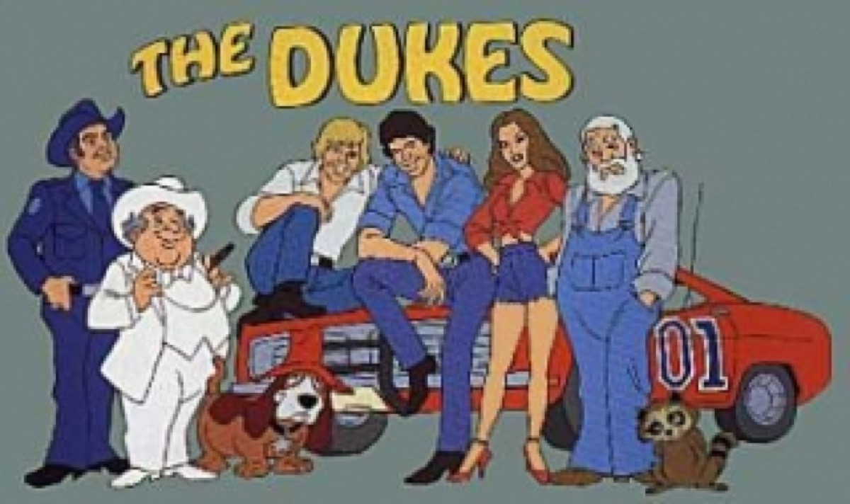 The Dukes tv spinoffs