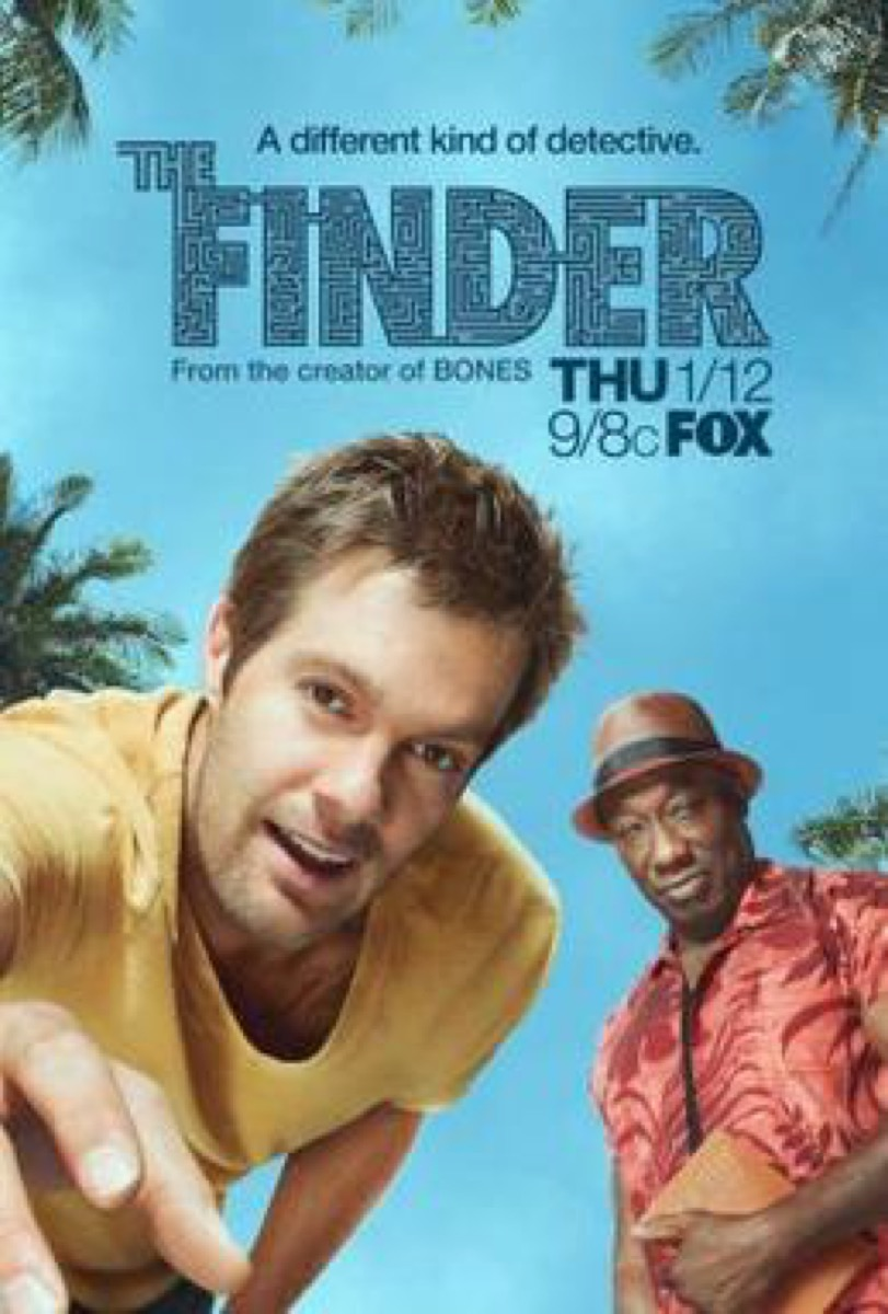 The Finder tv spinoffs