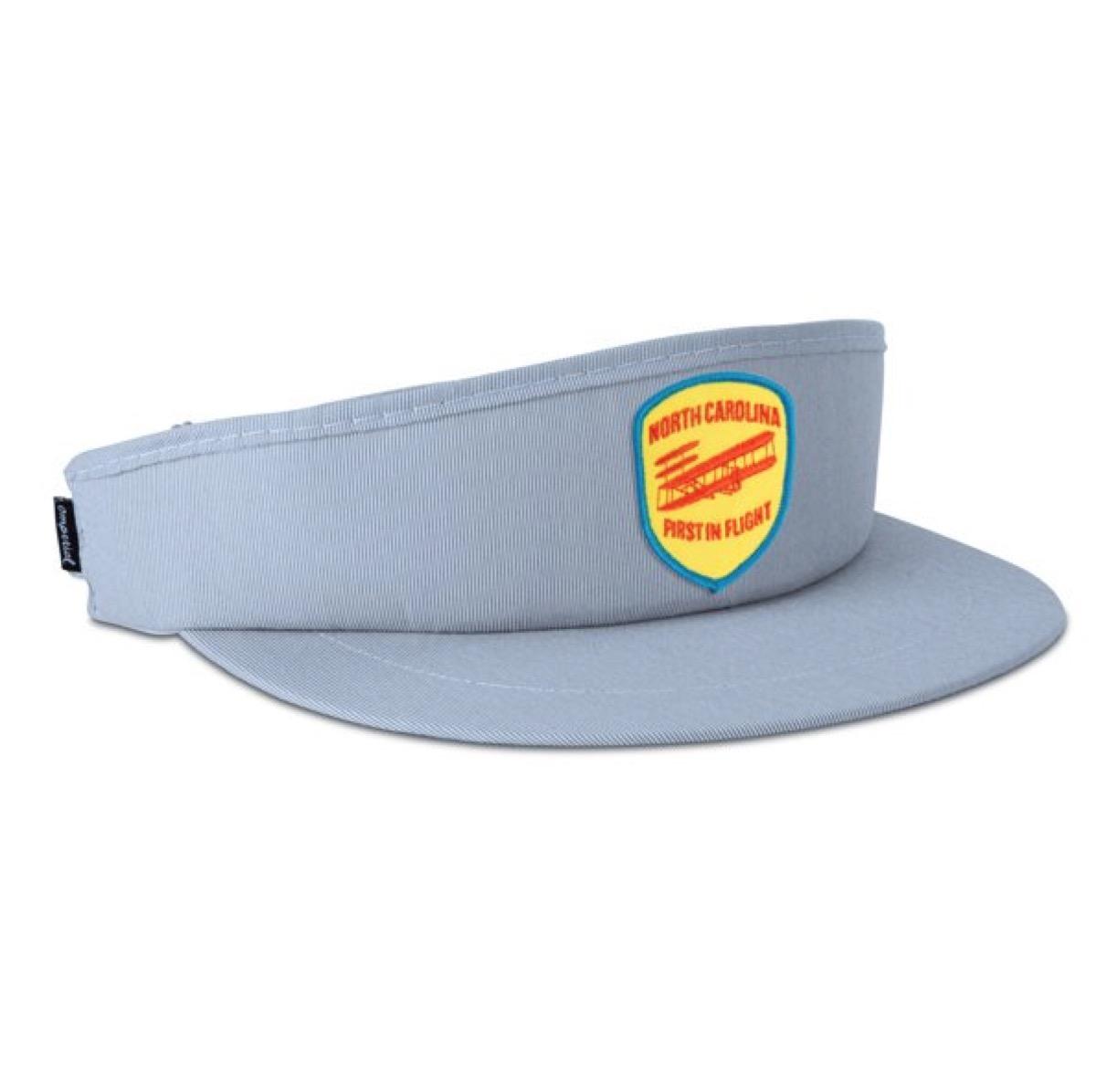 blue imperial tour visor golf hat
