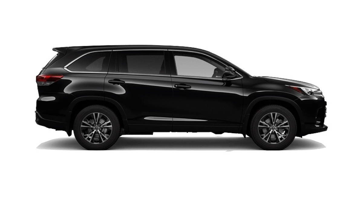 Toyota Kluger {Brands with Different Names Abroad}