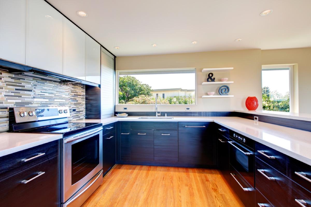 tuxedo kitchen cabinets home upgrades with best return