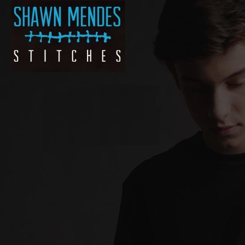 shawn mendes stitches cover