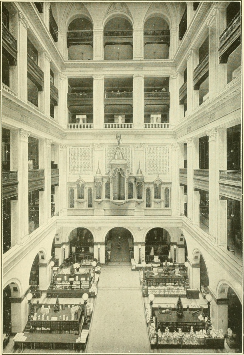 Wanamaker's Department Stores