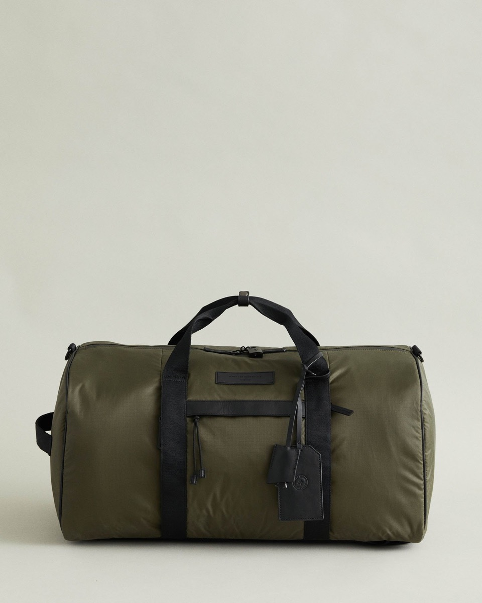 want les standfield sport holdall duffle bag
