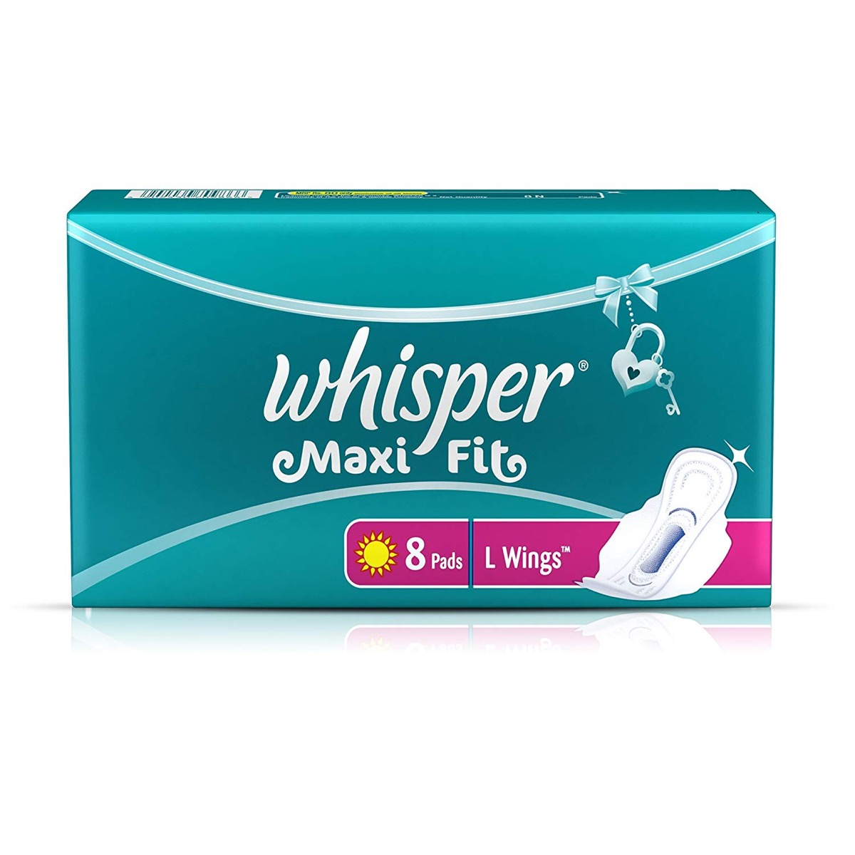 Whisper/Always Maxi Pads {Brands with Different Names Abroad}