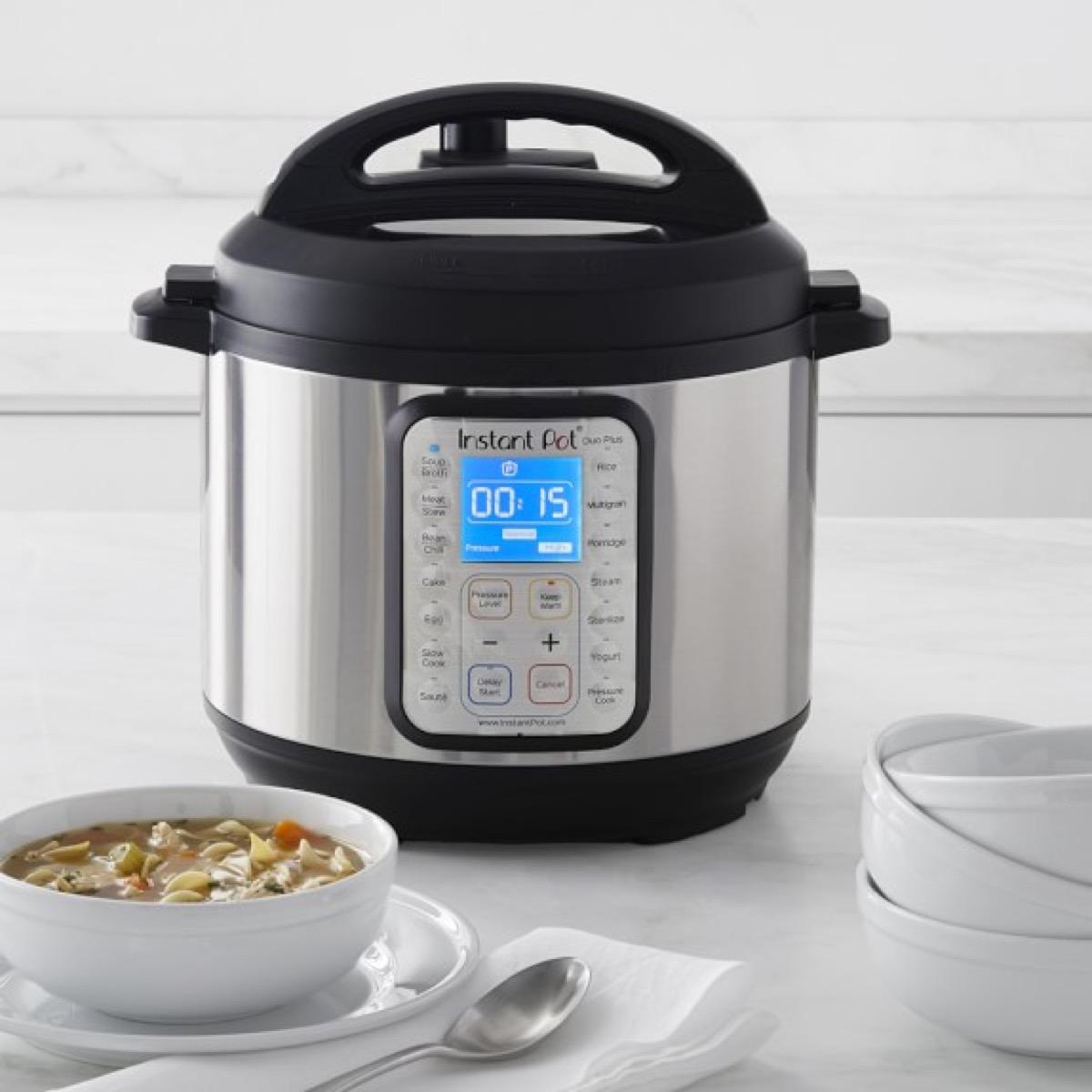 williams sonoma pressure cooker, best boyfriend gifts