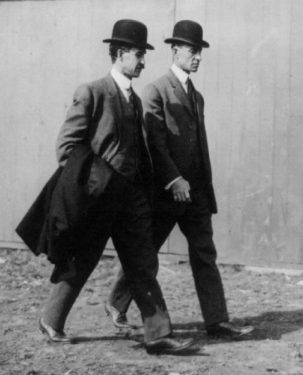 wright brothers siblings that teamed up