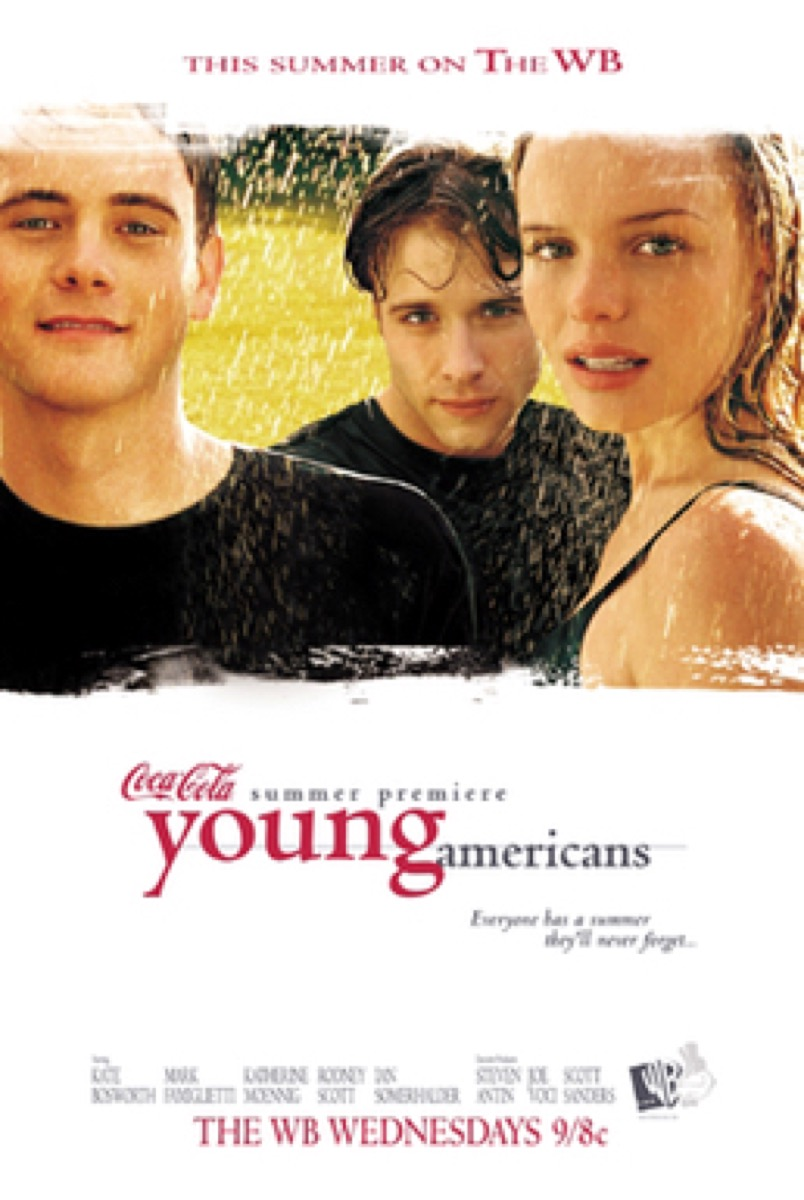 Young Americans tv spinoffs