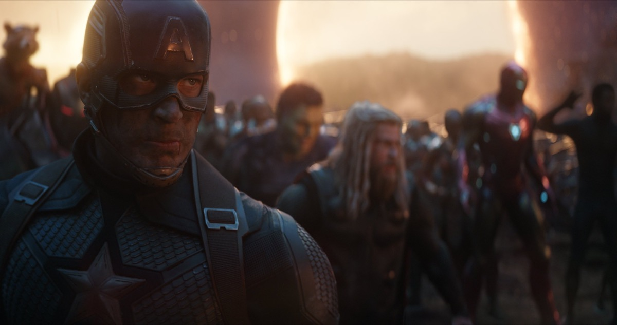 cast of avengers endgame