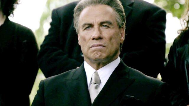 John Travolta as John Gotti in movie Gotti, worst Rotten Tomatoes movies