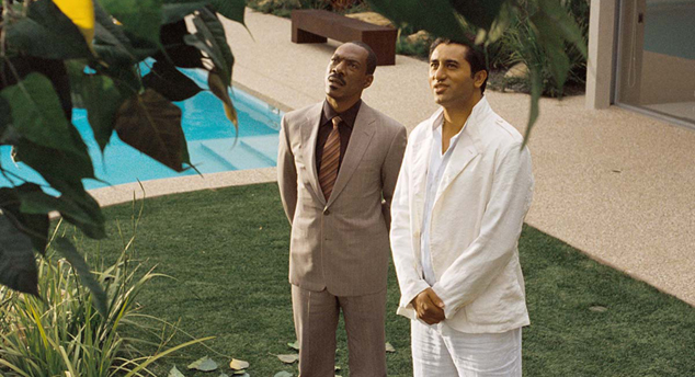 eddie murphy and cliff curtis in a thousand words