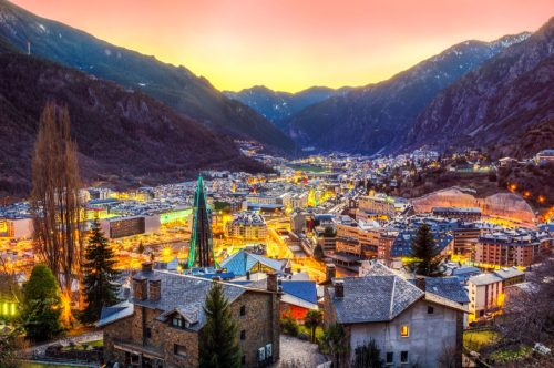 andorra National Geographic bee questions