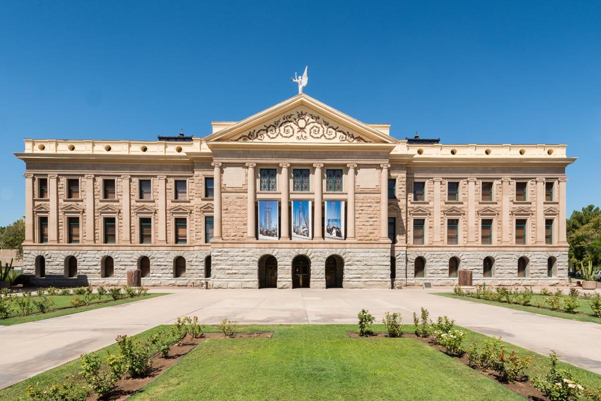 arizona state capitol buildings