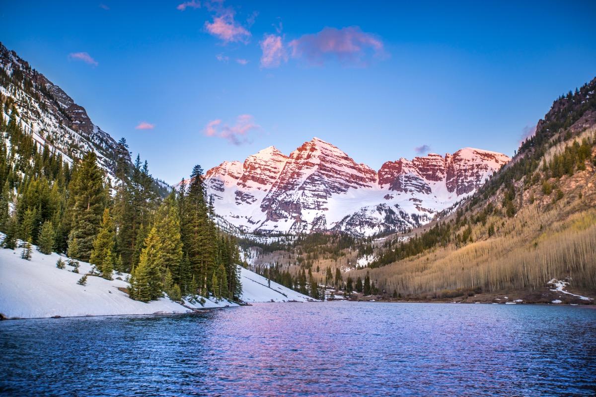 aspen colorado mountains and town Heart Disease Risk Factors
