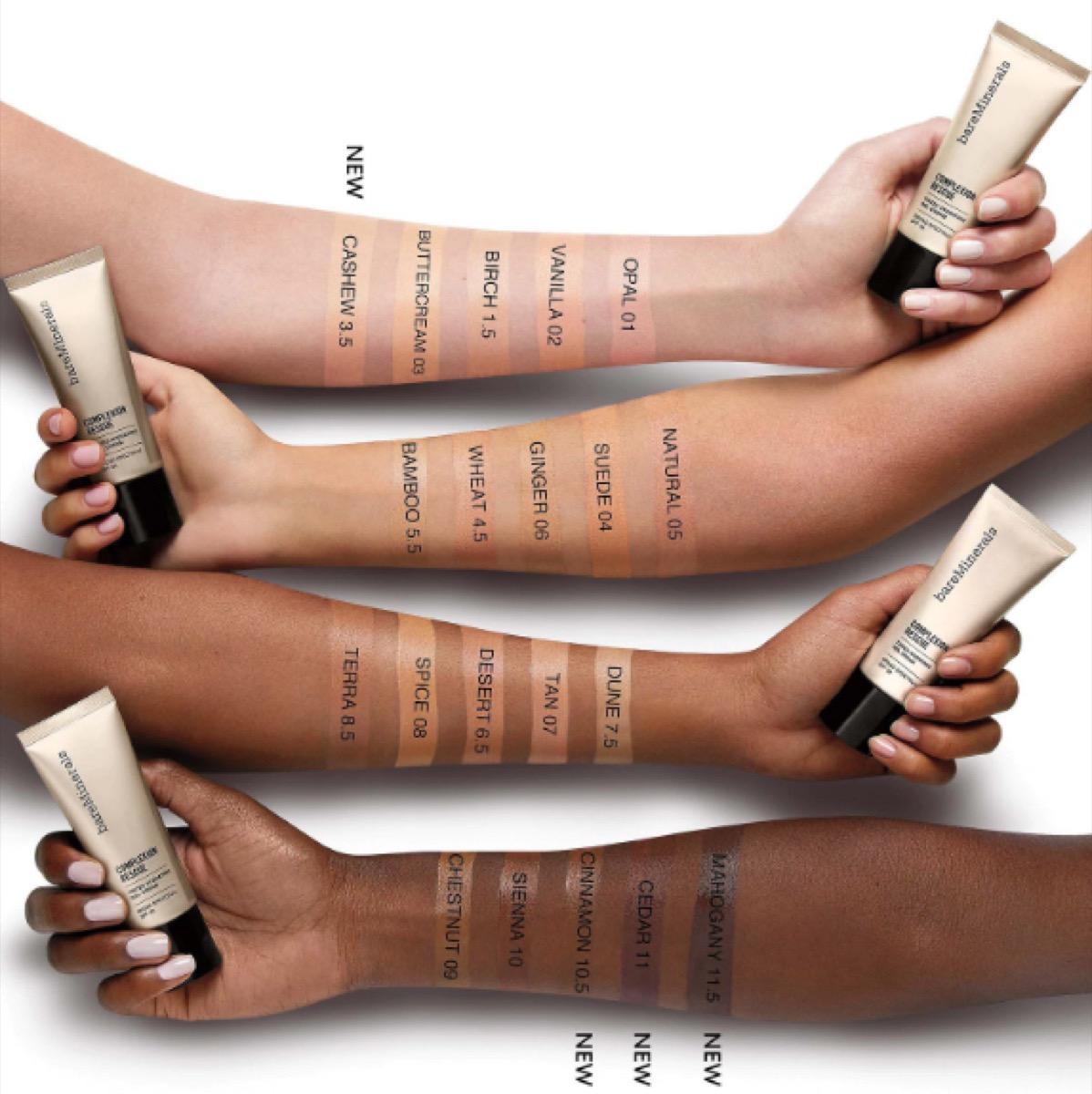 bareminerals complexion rescue tinted moisturizer