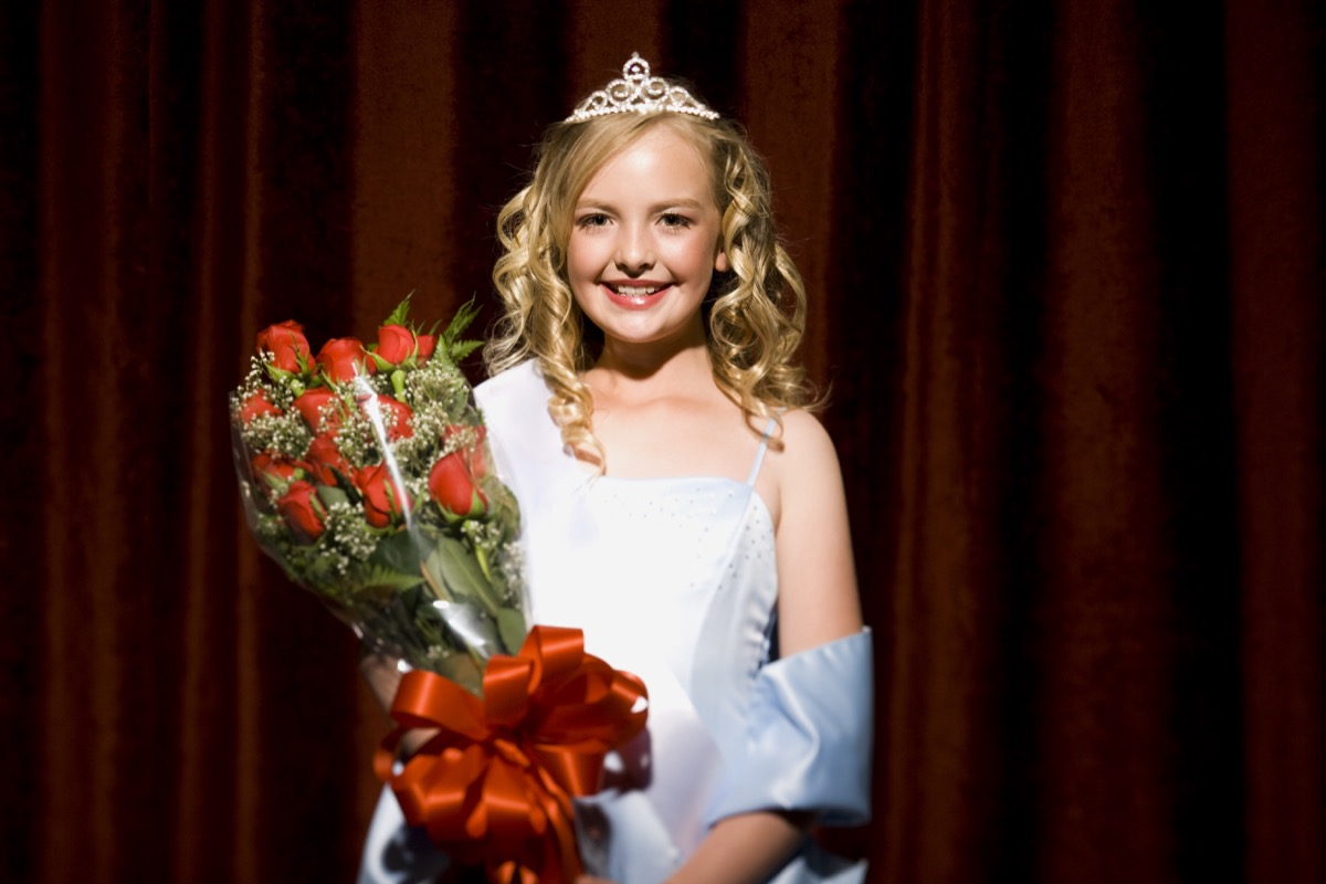beauty pageants for a child, pageant facts