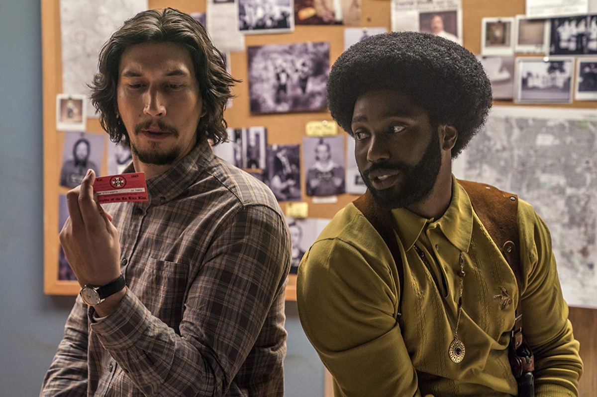 blackkklansman movies on rotten tomatoes with the highest ratings