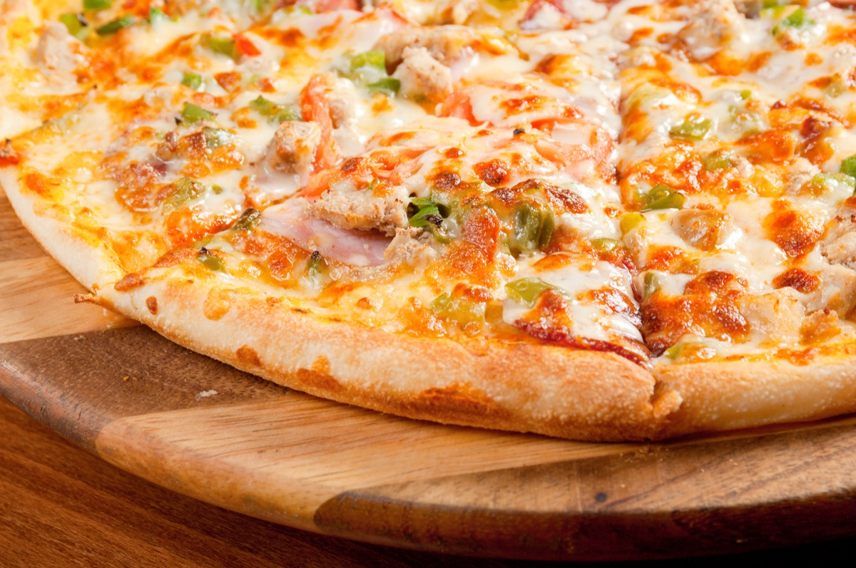 cornicone on pizza names of everyday items
