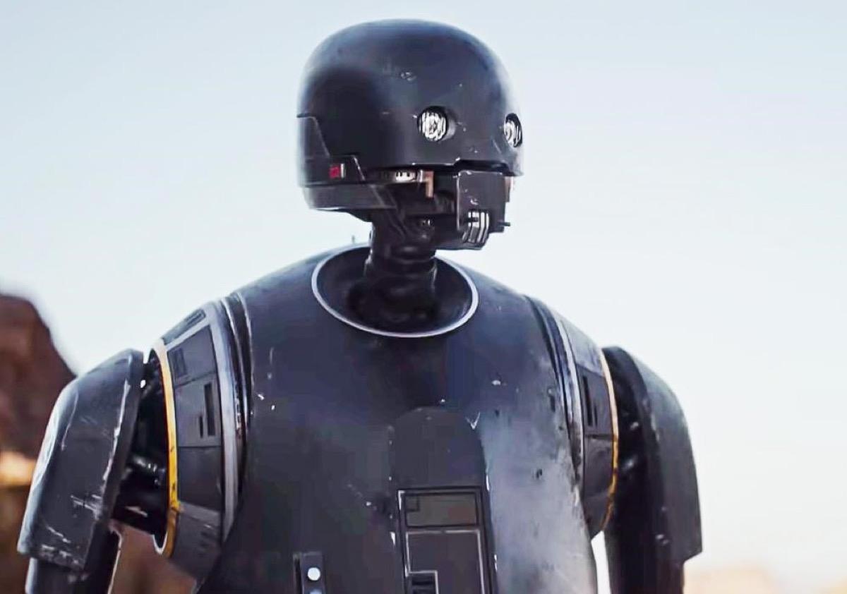 droid rogue one K-2SO, star wars jokes