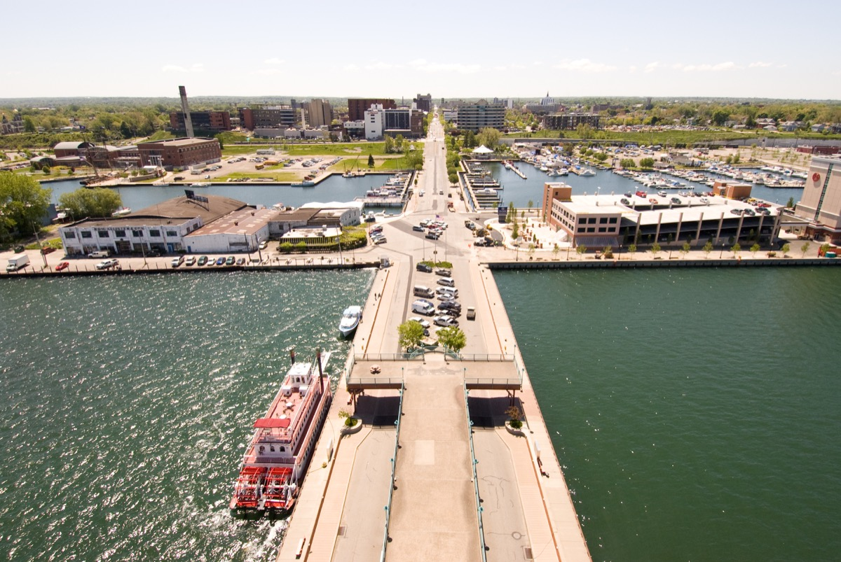 erie pennsylvania overview, heart attack cities