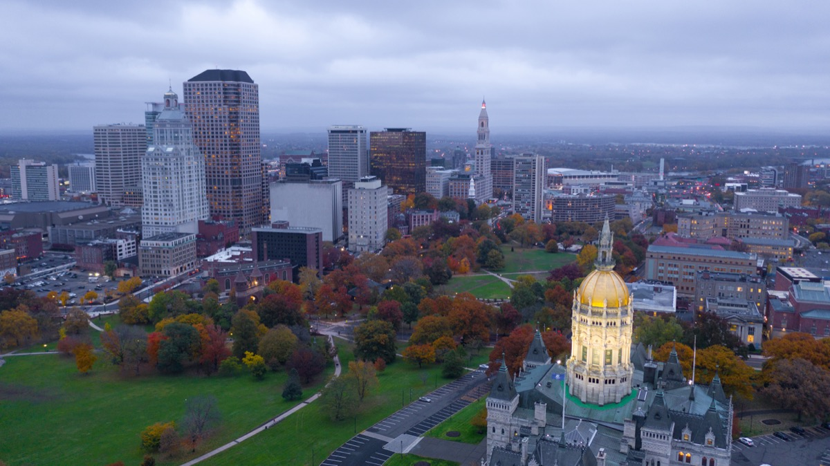 hartford connecticut state capitol buildings