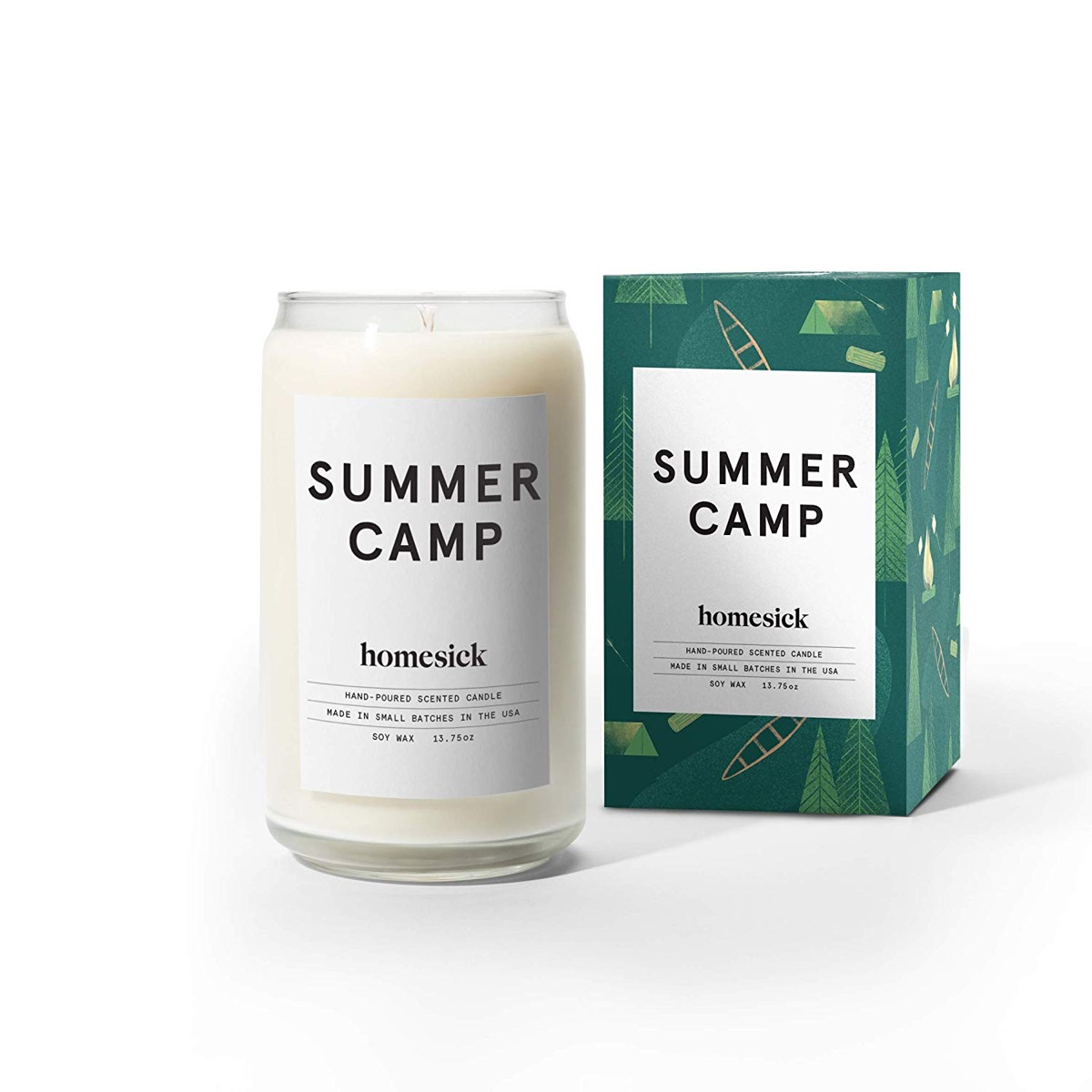 homesick candle summer camp