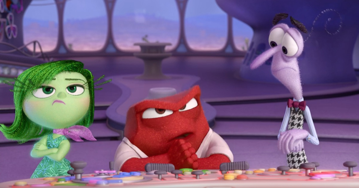inside out movies on rotten tomatoes with the highest ratings