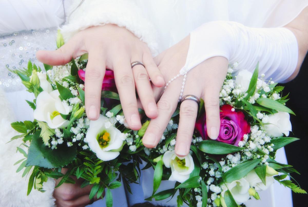 lesbian wedding famous lgbtq firsts
