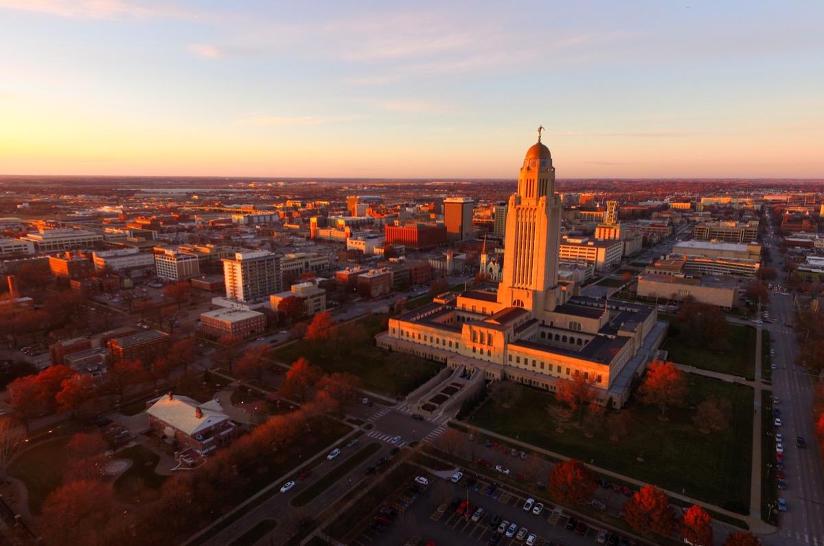 lincoln nebraska state capital buildings