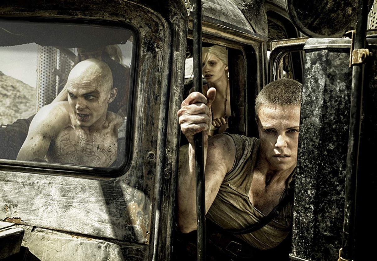 mad max fury road movies on rotten tomatoes with the highest ratings